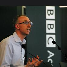 Jon Kingsbury at BBC CoJo